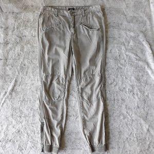 Urban Outfitters| BDG Acid Wash Moto Jogger Pants